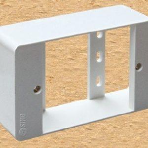 Hộp đế nổi cho mặt nạ 1, 2, 4 port SINO/SUNMAX