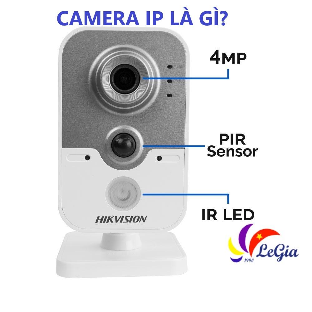 camera ip là gì?