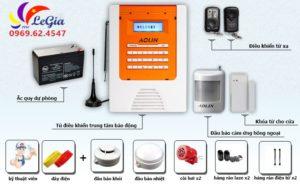 Bộ chống trộm thông minh AL-6088GSM