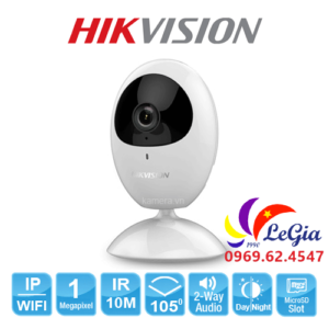 Camera IP Wifi 1MP DS-2CV2U01EFD-IW