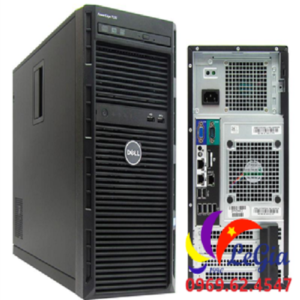 "Dell PowerEdge T130 (4x3.5"" Cabled HDD) 
