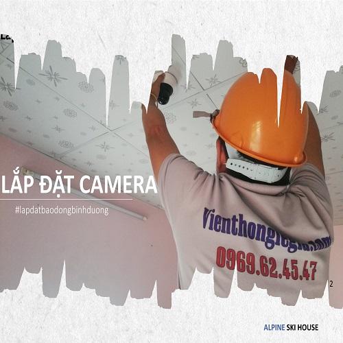 Trọn bộ Camera kết hợp báo động