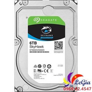 """Ổ cứng HDD Seagate Skyhawk 6TB 3.5"""" SATA 3 - ST6000VX0023"""