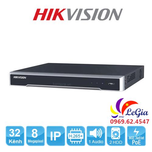 Đầu ghi hình IP NVR HIKVISION DS-7632NI-K2
