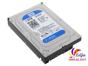 """Ổ cứng HDD WD Blue 1TB 3.5"""" SATA 3 WD10EZRZ"""