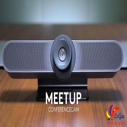 Thiết bị hội nghị truyền hình Logitech Meetup